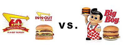 Big Boy vs In-N-Out