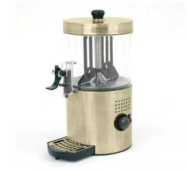 Buffet Enhancements Chocolate Shot Heated Dispenser 010HC255