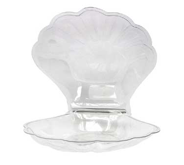 Buffet Enhancements Tray Ice Display 010SSHELL-WH