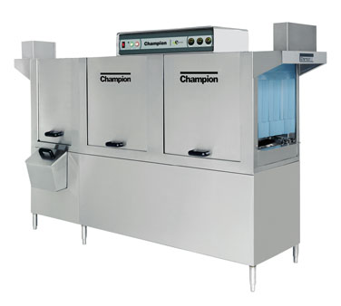 Champion Dishwasher, Conveyor Type 106-PW