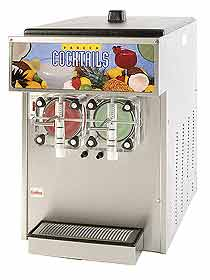 Grindmaster Twin Frozen Drink Machine