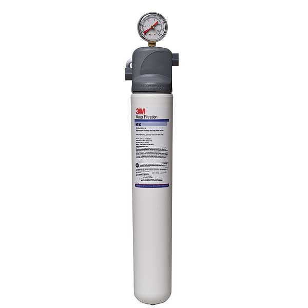(5616101) 3M Water Filtration Products Water Filter System 21-1/4 Inch H X 4-1/2 Inch D Valve-in-head - BEV130