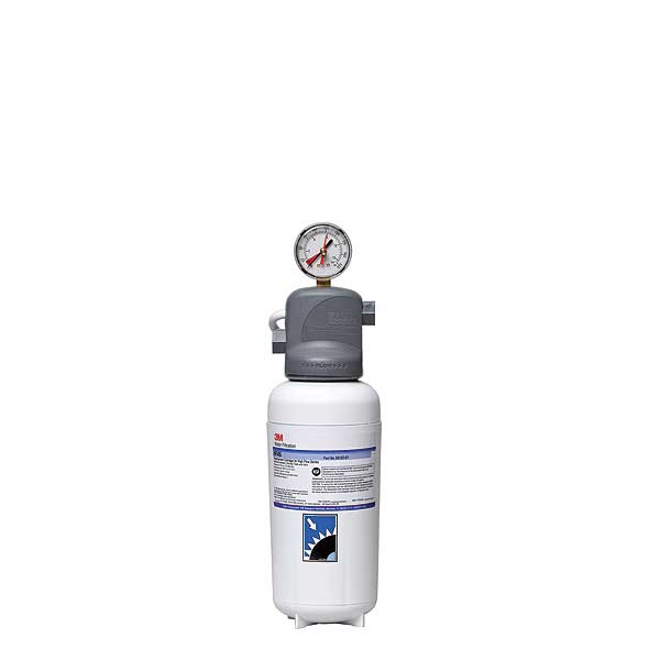 (5616202) 3M Water Filtration Products Water Filter System 14-7/8 Inch H X 5-1/16 Inch D Valve-in-head - BEV145
