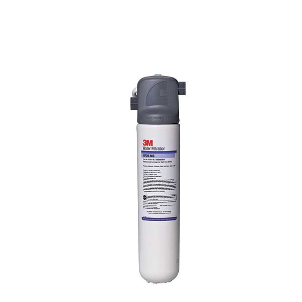 (5616001) 3M Water Filtration Products Water Filter System 15-1/2 Inch H X 4-1/2 Inch D Valve-in-head - BREW120-MS