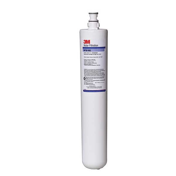 (5615111) 3M Water Filtration Products Replacement Cartridge Extended Length 0.5 Micron - HF30-MS