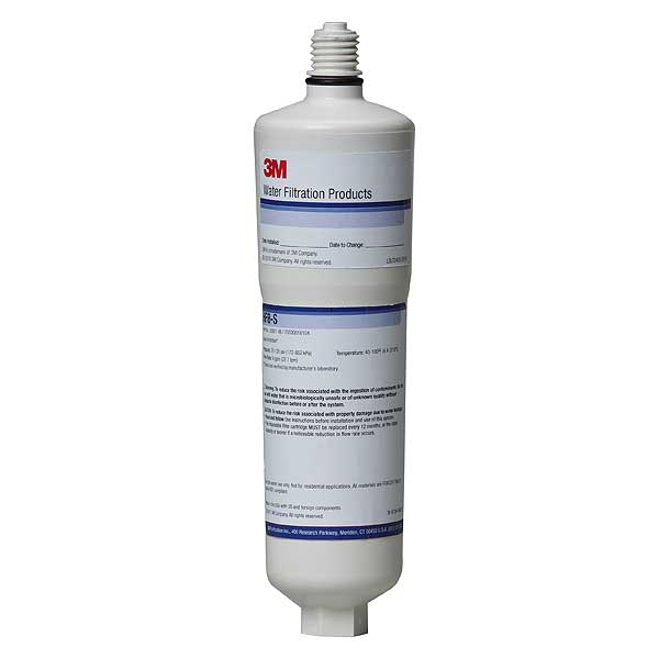 (5582113) 3M Water Filtration Products Replacement Cartridge 6 Gpm Flow Rate Scale Inhibitor - HF8-S