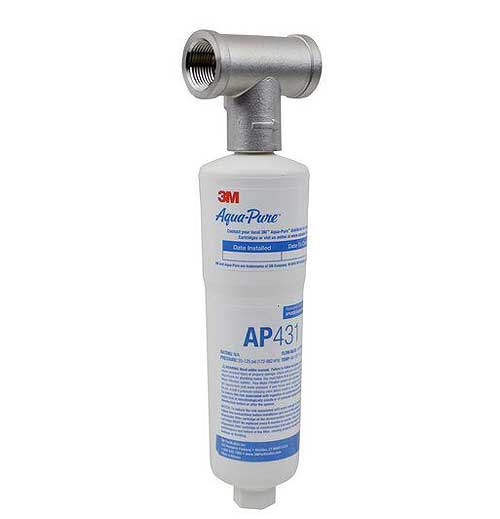 3M Aqua-Pure Whole House Scale Inhibition Water Treatment System AP430SS