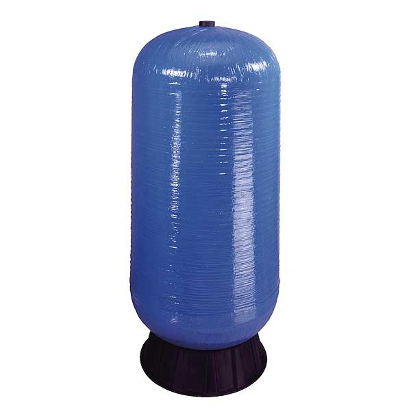 "(5598407) 3M Water Filtration Products Reverse Osmosis Storage Tank 32-1/2""H X 16""dia. 10 Gallons Capacity @ 60 PSI - 10 GALLON RO TANK FRP"