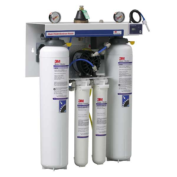 (5623901) 3M Reverse Osmosis Water Filtration System With Adjustable TDS Blending Valve (with Lock) .005 Micron - TFS450-5623901