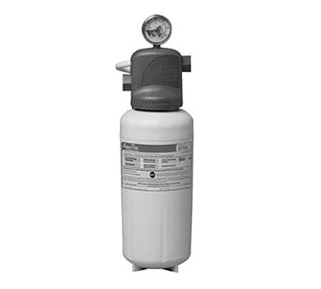 3M (5616203) 3M Valve-In-Head Water Filter System with Gauge - ICE140-S