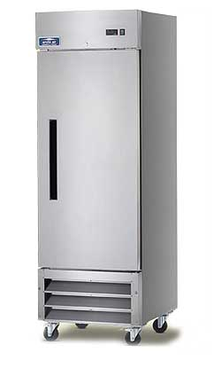 Arctic Air AF23 Reach-In One-Section Freezer