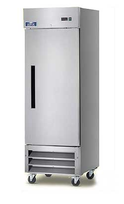 Arctic Air Reach-In, One-Section Refrigerator AR23