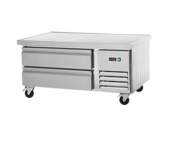 Arctic Air ARCB48 Refrigerated Chef Base Equipment Stand, 50 Inches Wide