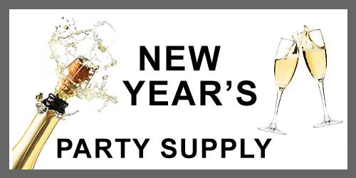New Year Party Supply