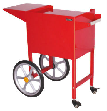 Adcraft Classic Popcorn Machine Cart PCM-8LC
