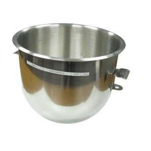 Adcraft 20 Quart Replacement Mixing Bowl For PM-20 Commercial Planetary Mixer - PM-90