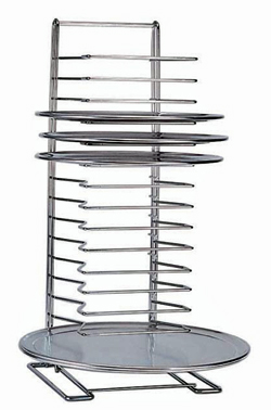 Adcraft Pizza Pan Rack Model PZ 19029