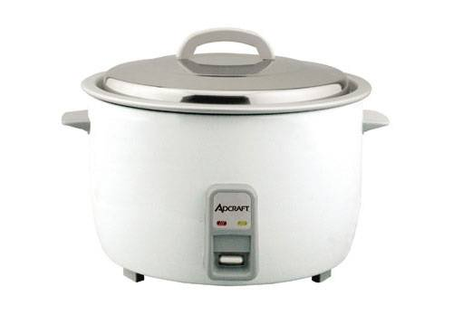 Adcraft Electric 25 Cup Rice Cooker