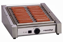Roundup Hot Dog Corral Grill by A. J. Antunes