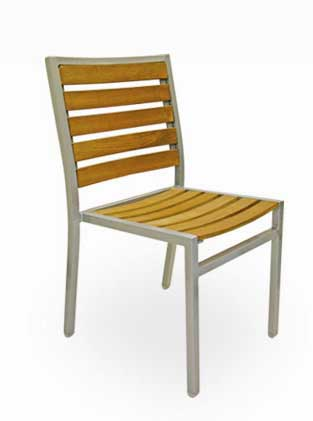 Florida Seating Chair AL-5602-0-TK-SILV