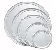 Allied Traditional Wide Rim Pizza Pan