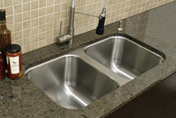 A-Line Core Double Bowl Undermount Sinks