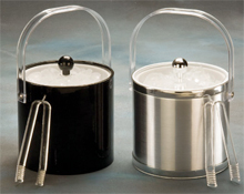 American Metalcraft Ice Bucket With Handle