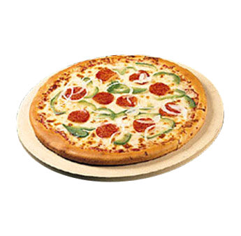 American Metalcraft PS1575 Deluxe Round Pizza Stone