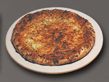"American Metalcraft 13"" Round Pizza Stone"