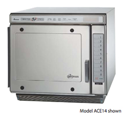 Amana High Speed Combination Cooking Microwave/Convection Oven Model ACE14N
