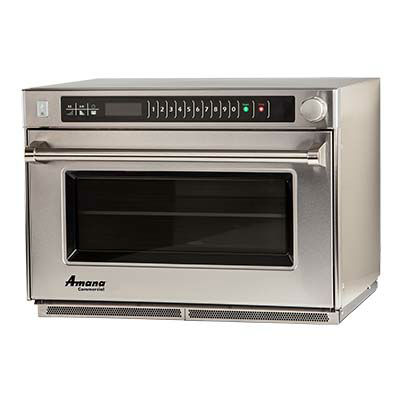 Amana Microwave Steamer Oven AMSO22, 2200 Watts