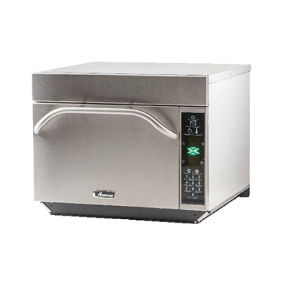Amana Commercial Express Combination Radiant Microwave Convection Oven AXP22TLT