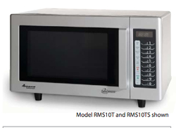 Amana Light Duty Commercial Microwave Model RMS10T