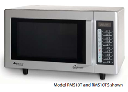 Amana Light Duty Commercial Microwave Model RMS10TS