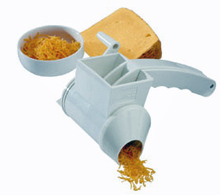 Amco Rotary Cheese Grater