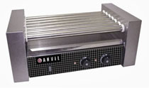 Vollrath 12 Hot Dog Roller Grill