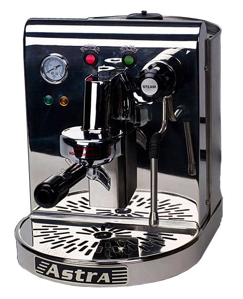 Astra Pro Espresso And Cappuccino Machine