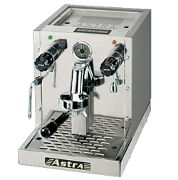 Astra Stainless Gourmet Automatic Espresso Machine GA 021