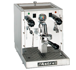 Astra Stainless Gourmet Semi-Automatic Pourover Espresso Machine GSP 023