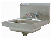 Advance Tabco Stainless Hand Sink
