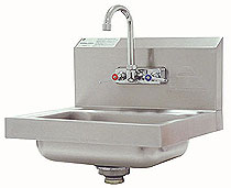 Advance Tabco Wall-Mounted Hand Sink