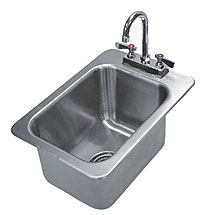 Advance Tabco Drop-in Sink - DI-1-10