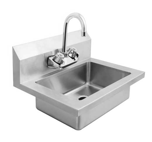 Atosa Stainless Steel Hand Sink - MRS-HS-18