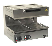 "24"" Countertop Electric Salamander - Broiler"