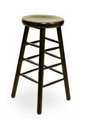 Florida Seating Bar Stool BB-30-SS-WALNUT