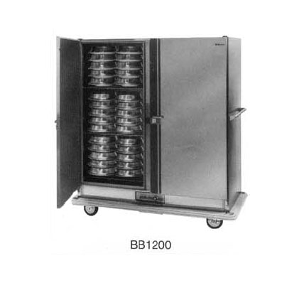 Carter-Hoffmann Heated Banquet Cart BB1000