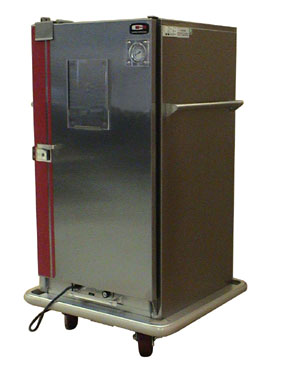 Carter-Hoffmann Heated Banquet Cart BB48