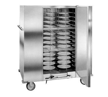 Carter-Hoffmann Heated Banquet Cart BB96E