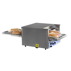 Belleco JB3-H Electric Countertop Conveyor Toaster/Finishing Oven