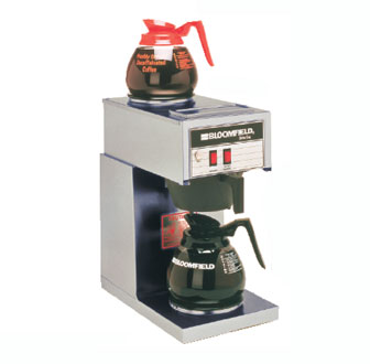 Bloomfield Koffee King Coffee Brewer With 2 Warmers - 8543-D2